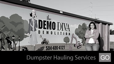 Dumpster Hauling services