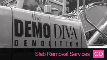 Slab Removal
